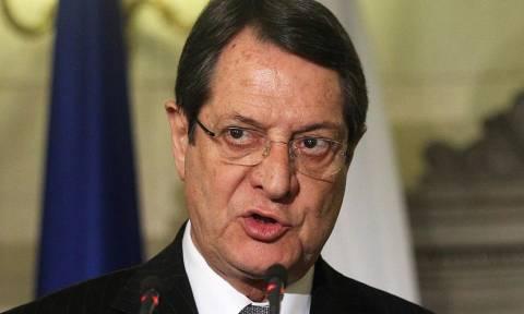 Αναστασιάδης: Δεν γίνεται διάσκεψη για το Κυπριακό χωρίς τα μόνιμα μέλη του Συμβουλίου Ασφαλείας