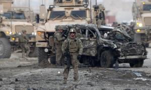 Έκρηξη βόμβας στο Αφγανιστάν