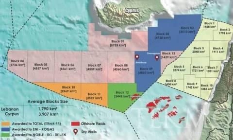 Μάχη Τιτάνων για την κυπριακή ΑΟΖ-Ποιοί ενεργειακοί κολοσσοί προκρίνονται στον Γ' Γύρο Αδειοδότησης