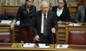 Έξαλλος ο Παπαδημητρίου με τον Τόμσεν: Το ΔΝΤ δεν έχει το θάρρος της γνώμης του