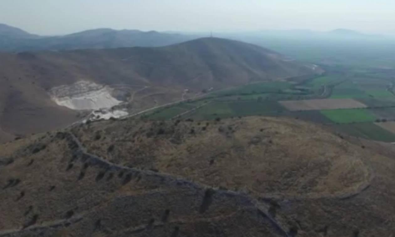 Καρδίτσα: Αρχαιολόγοι έφεραν στο φως άγνωστη αρχαία πόλη! (pics)