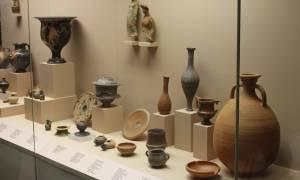 Μετά από 20 χρόνια άνοιξε ξανά η Aρχαιολογική Συλλογή Κοζάνης