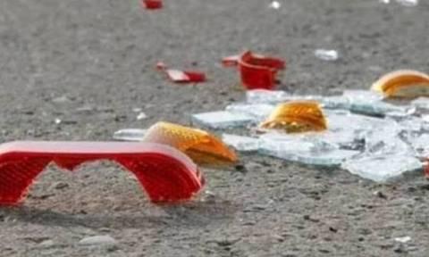Τροχαίο Ακακίου – Αστρομεριτη: Τετραπλή η σύγκρουση με επτά τραυματίες