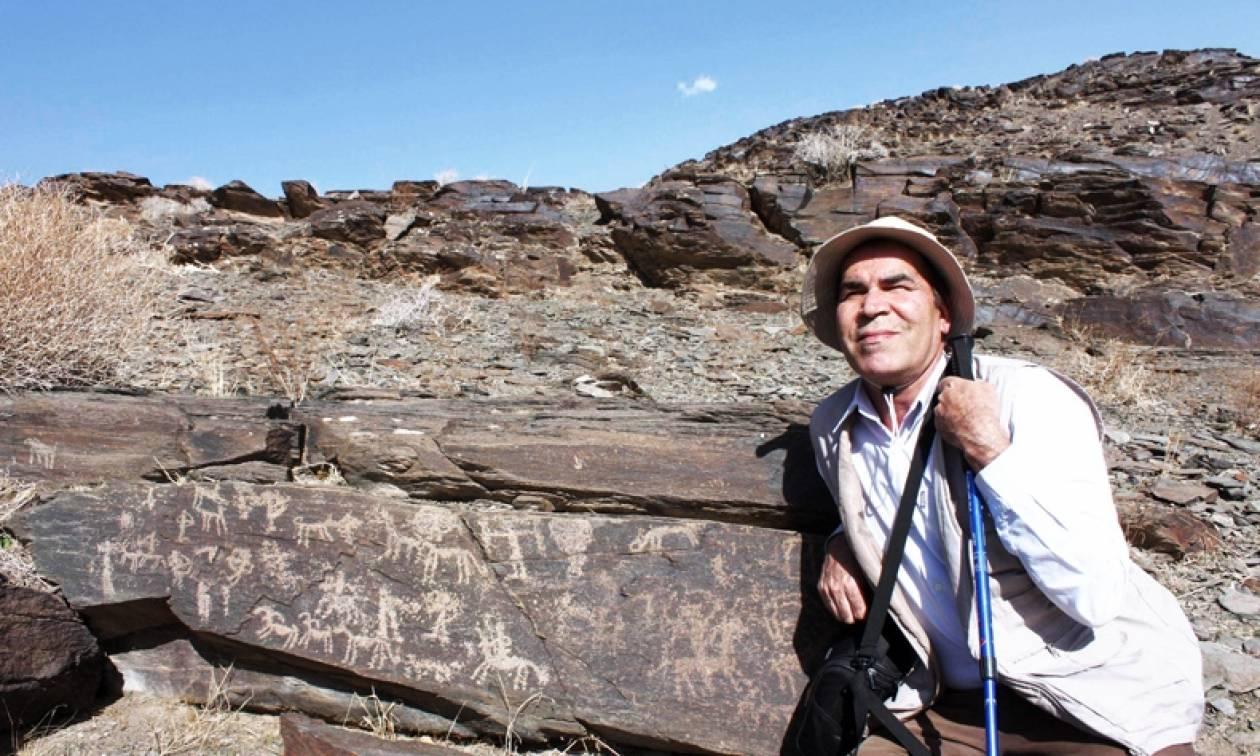 Απίστευτη ανακάλυψη στο Ιράν: Είναι αυτές οι αρχαιότερες τοιχογραφίες του κόσμου;