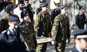 Πάνδημο μνημόσυνο στα Καλάβρυτα για τα θύματα της ναζιστικής θηριωδίας πριν από 73 χρόνια (pics)