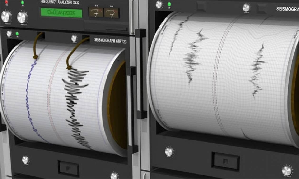 Землетрясение магнитудой 6,1 зафиксировано вТихом океане