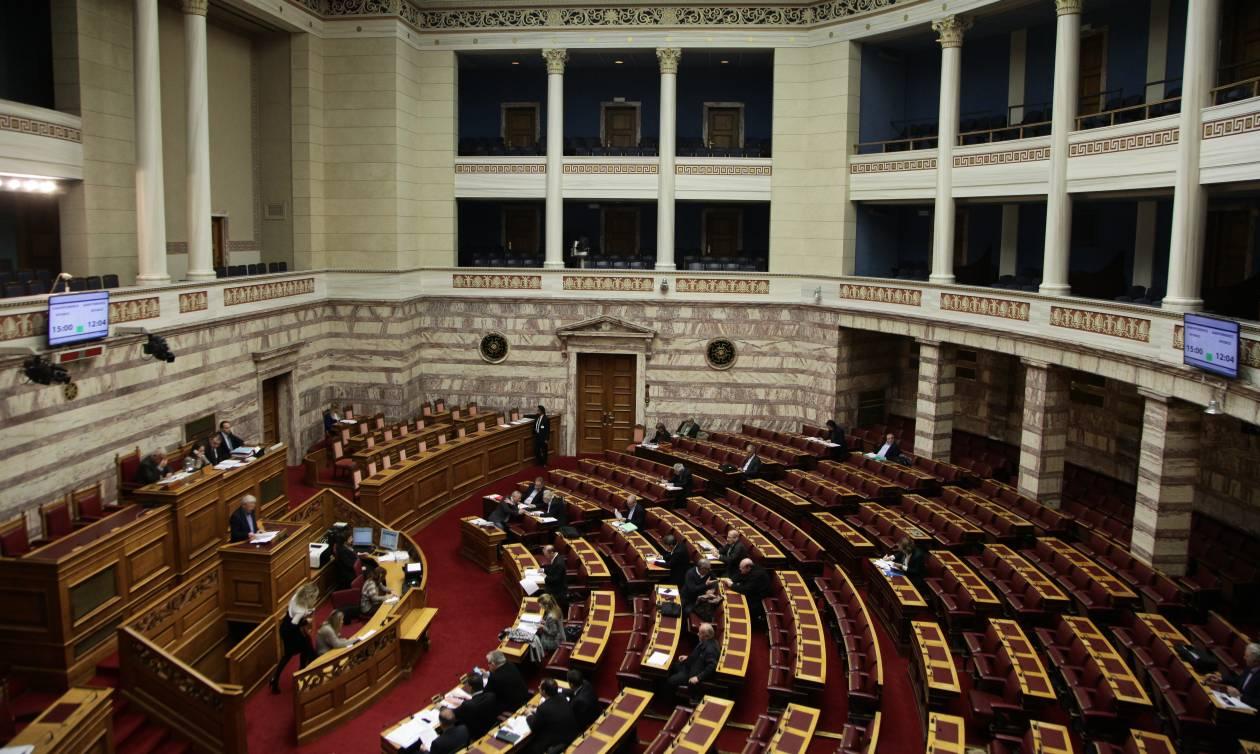 Στη Βουλή η τροπολογία Τσίπρα για την έκτακτη ενίσχυση των συνταξιούχων