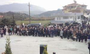 Ελληνική Μειονότητα Αλβανίας: Τιμήθηκε η 26η επέτειος από την εξέγερση στο Αλύκο (video)