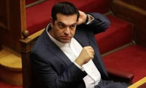 Με ονομαστική ψηφοφορία στη Βουλή απαντά ο Τσίπρας στους δανειστές