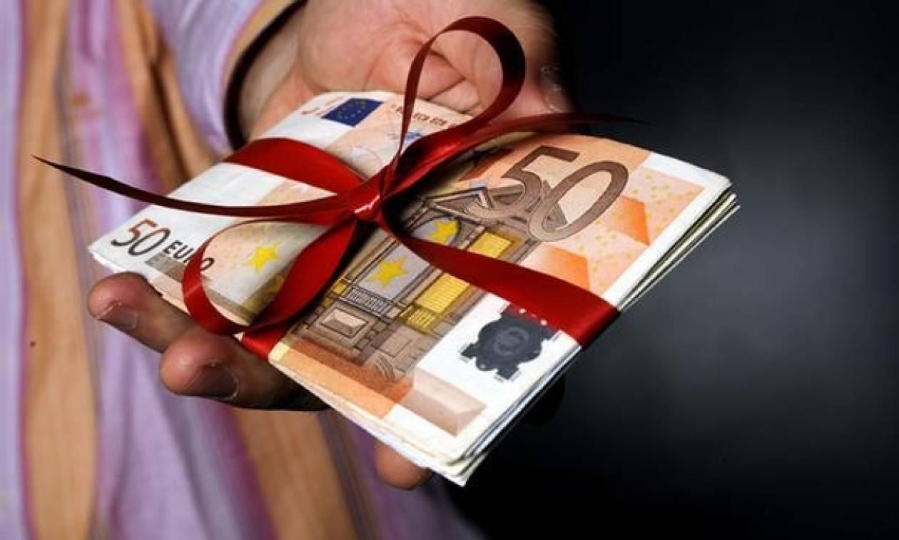 Δώρο Χριστουγέννων 2016: Δείτε με ένα κλικ πόσα χρήματα θα πάρετε φέτος