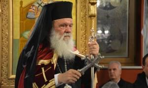 Αρχιεπίσκοπος Ιερώνυμος: «Θα ήταν μεγάλο λάθος να περιμένουμε λύση των προβλημάτων από τους ξένους»