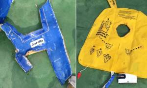EgyptAir: Ίχνη εκρηκτικών στα πτώματα των θυμάτων του αεροσκάφους