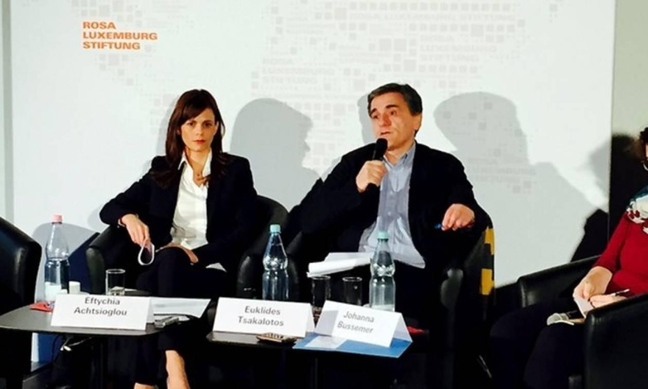 Τσακαλώτος: Καμία απόφαση του Eurogroup για «πάγωμα» των μέτρων - «Όχι» σε πρόωρες εκλογές