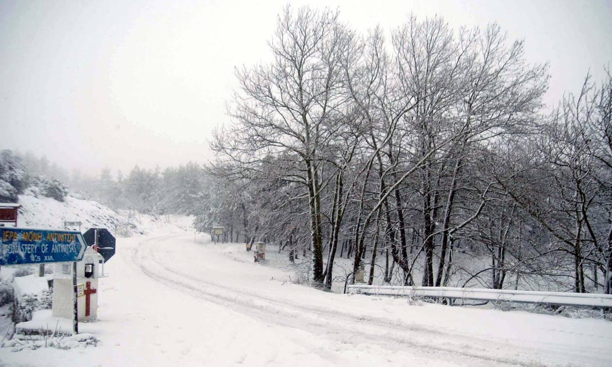 Καιρός: Πού θα χιονίσει την Παρασκευή (16/12) - Αναλυτική πρόγνωση