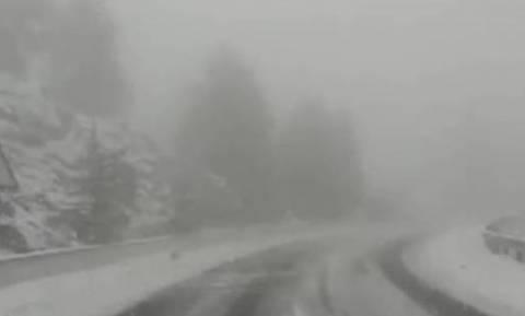 Επελαύνει ο χιονιάς και στην Κύπρο