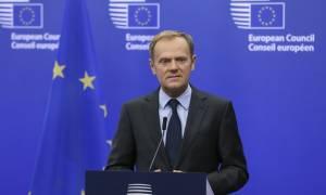 Τουσκ: Μεγαλύτερος ο ρόλος του Ευρωκοινοβουλίου για την έξοδο της Βρετανίας από την ΕΕ