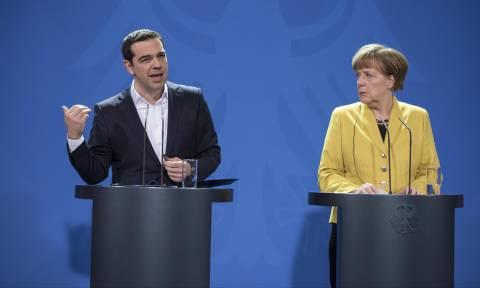 «Χαστούκι» Μέρκελ σε Τσίπρα σε παγκόσμια LIVE μετάδοση: Ούτε… λέξη για τις διαπραγματεύσεις!