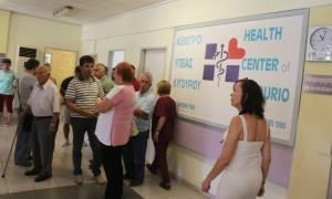 Εξυπηρέτηση και ασθενών χωρίς ραντεβού στις μονάδες του ΠΕΔΥ