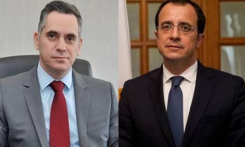 Σφάχτηκαν στο twitter Παπαδόπουλος & Χριστοδουλίδης! «Η κατάργηση του κράτους μας συνεχίζεται» (PIC)