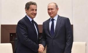 Πούτιν σε Σαρκοζί: Θα σε τσακίσω - Βίντεο ντοκουμέντο
