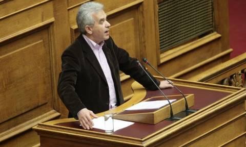 Το ΚΚΕ καταψηφίζει επί της αρχής τον πτωχευτικό κώδικα της κυβέρνησης