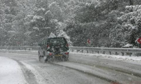 Ξανά στο ψυγείο η Κύπρος! Πού θα χιονίσει το Σαββατοκύριακο