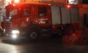 Φωτιά σε μονοκατοικία στο Χαλάνδρι
