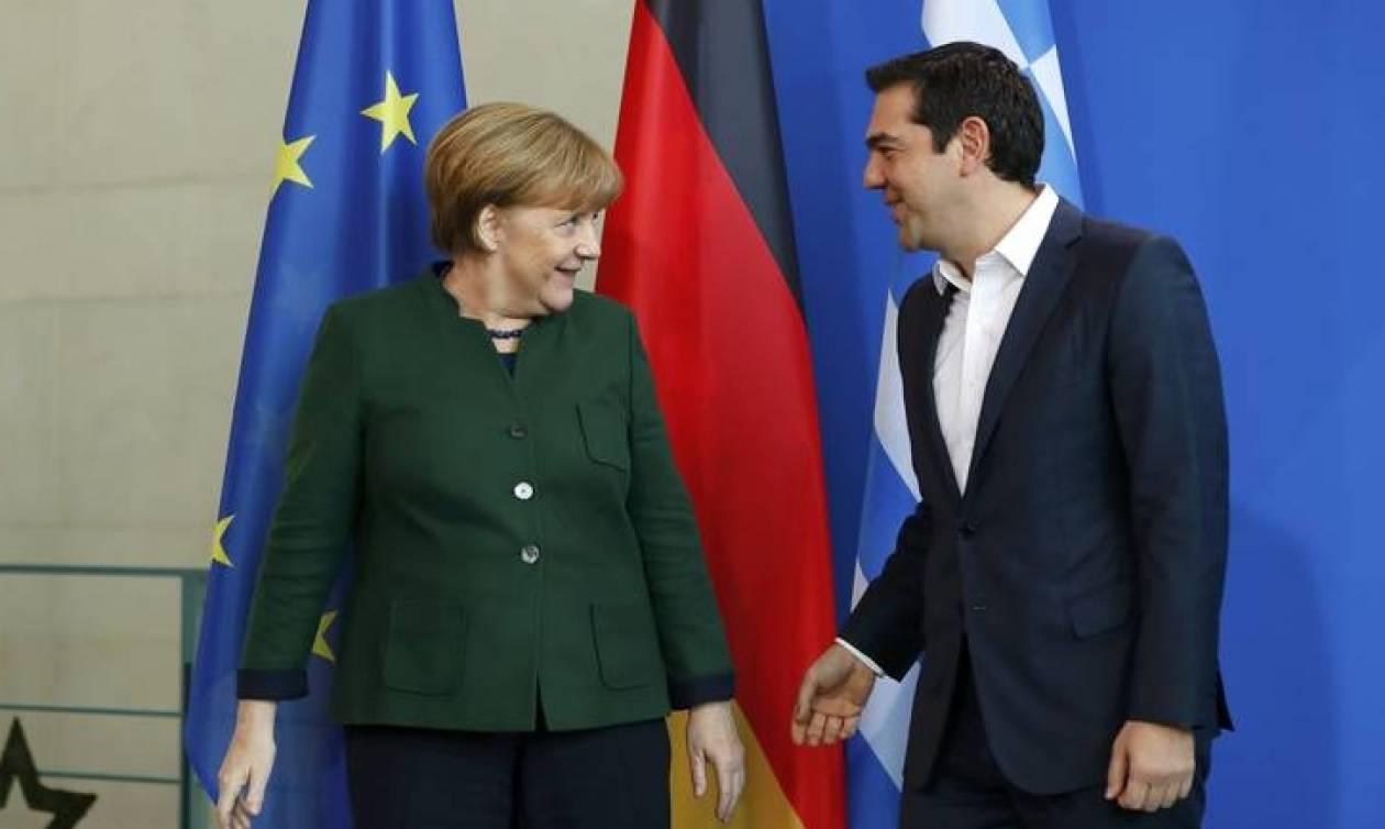«Χολή» από τα γερμανικά μέσα για τη συνάντηση Τσίπρα-Μέρκελ