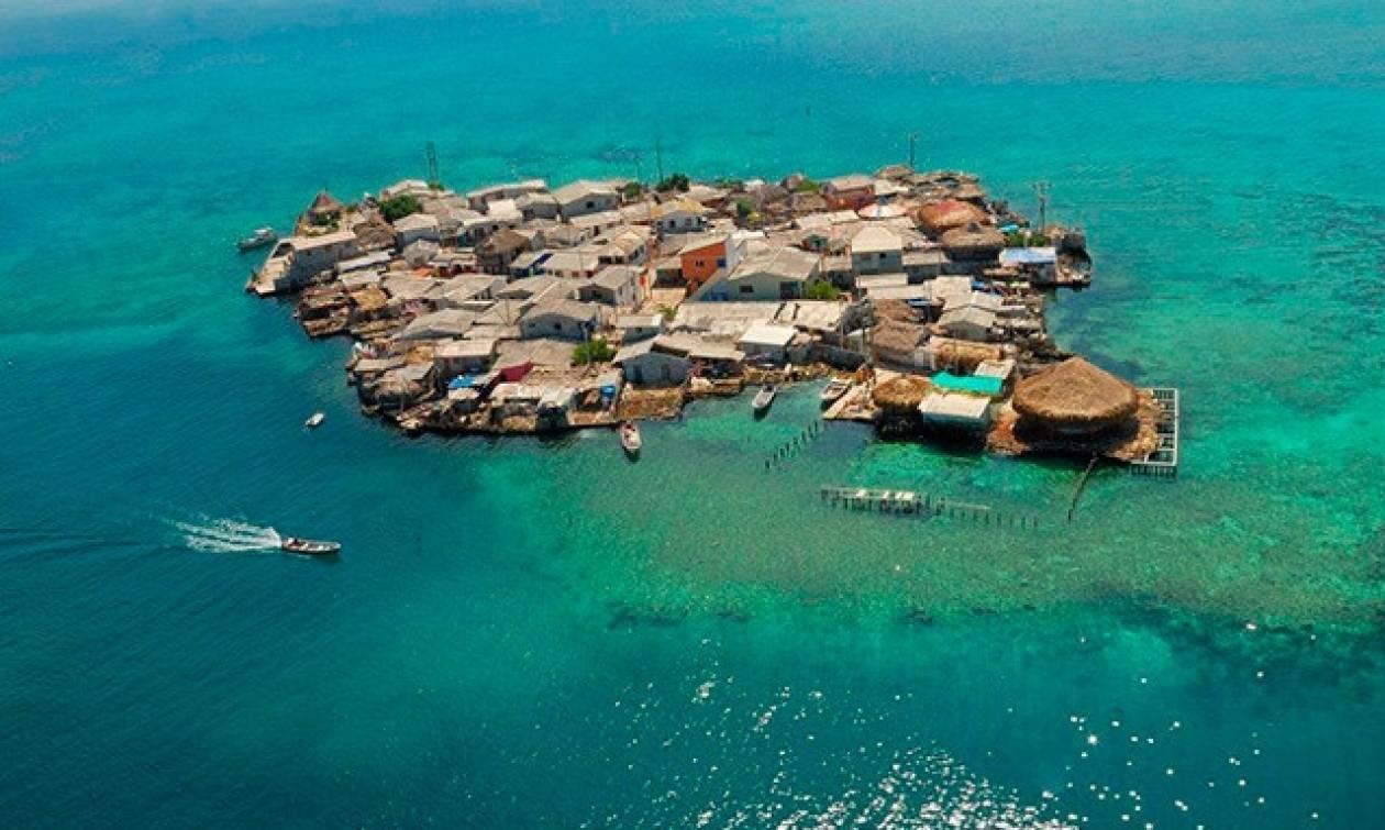 Αυτό είναι το μικρότερο νησί στον κόσμο!
