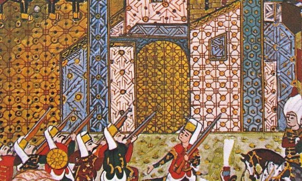 Σαν σήμερα το 1522 η Άλωση της Ρόδου από τους Οθωμανούς
