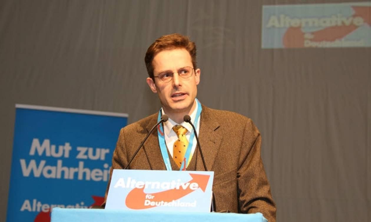 Απίστευτη δήλωση Γερμανού ευρωβουλευτή: Οι νεκροί στο Βερολίνο είναι της Μέρκελ