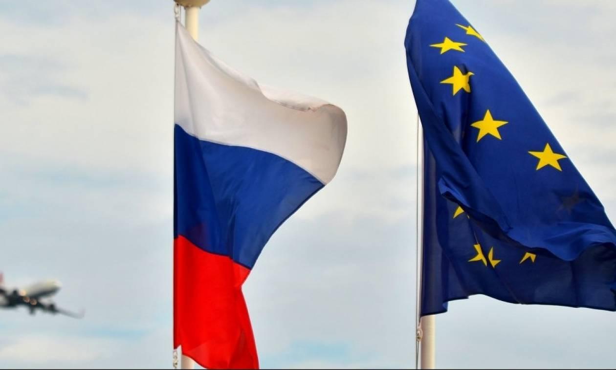Η ΕΕ παρέτεινε τις κυρώσεις στη Ρωσία για τον ρόλο της στην Ουκρανία