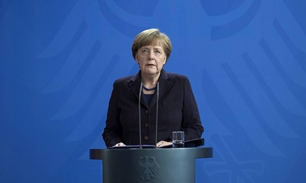 Τρομοκρατική επίθεση Βερολίνο - Διάγγελμα Μέρκελ: Δεν θέλουμε να ζήσουμε με το φόβο