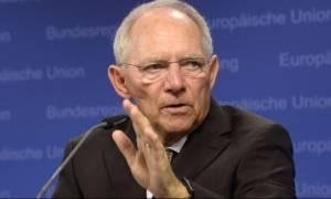 Σόιμπλε: Οι Έλληνες θα φταίτε αν καταρρεύσει η Ευρωζώνη