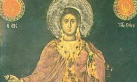 Άγιος Ιωάννης ο ράφτης Νεομάρτυρας από τη Θάσο- τιμάται στις 20 Δεκεμβρίου