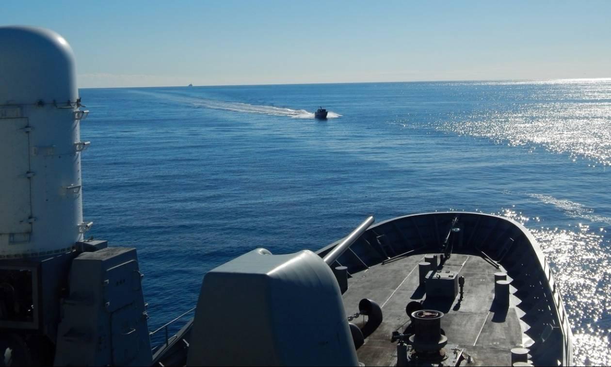 Πολεμικό Ναυτικό: Δείτε εντυπωσιακές φωτογραφίες από την άσκηση «ΝΑΙΑΣ 16»