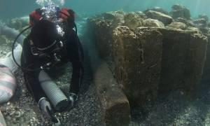 Νέες συγκλονιστικές ανακαλύψεις στο αρχαίο λιμάνι του Λεχαίου (photos&video)