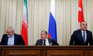 Ρωσία - Τουρκία - Ιράν: Η ανακωχή στη Συρία δεν ισχύει για τους τζιχαντιστές