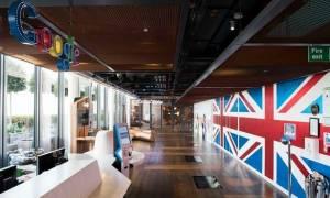 H Google θα επενδύσει 1 δισ. λίρες για να χτίσει την έδρα της στο Λονδίνο