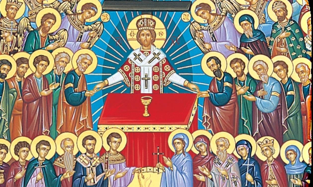 Γιατί τιμάμε τους Αγίους ως θρησκευτικούς ήρωες;