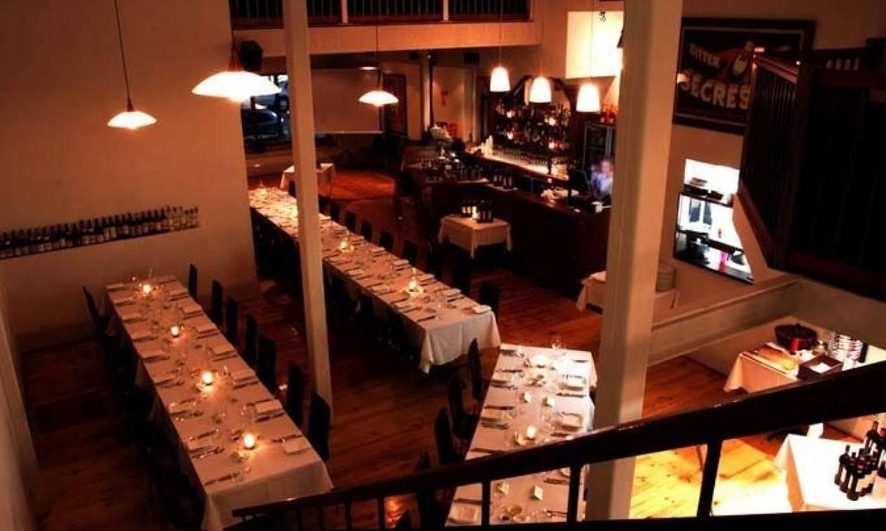 Αυστραλία: Ελληνικής ιδιοκτησίας το κορυφαίο ευρωπαϊκό εστιατόριο του 2016