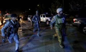 Αφγανιστάν: Ολονύχτια μάχη με τζιχαντιστές στο κέντρο της Καμπούλ – Τουλάχιστον 7 νεκροί