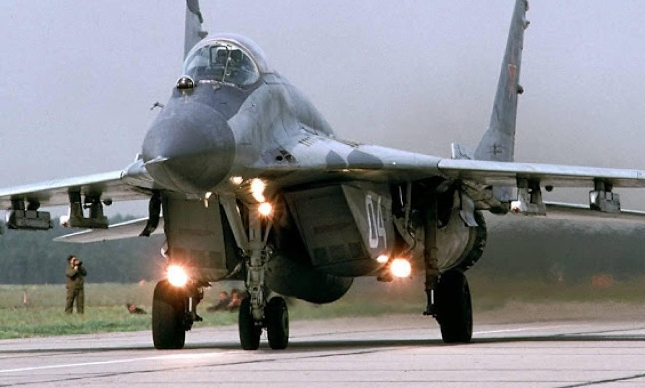 Η Ρωσία θα παραδώσει στη Σερβία έξι μαχητικά αεροσκάφη Mig 29