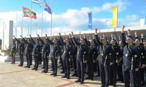 Στρατός Ξηράς: Ορκωμοσία Πρωτοετών Ευελπίδων (pics)