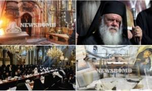 Ανασκόπηση 2016: Τα εκκλησιαστικά γεγονότα που βρέθηκαν στην πρώτη γραμμή της επικαιρότητας