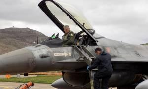 Πολεμική Αεροπορία: Επίσκεψη Αρχηγού ΤΑ στην 133ΣΜ (pics)