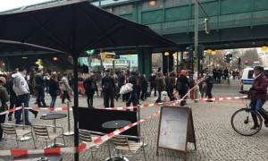 Συναγερμός στο Βερολίνο - Έκλεισε εμπορικό κέντρο