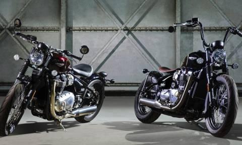 Η νέα Triumph είναι η πιο σέξι μοτοσικλέτα στον κόσμο