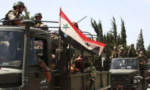 Συρία: Ο συριακός στρατός ανακοινώνει πως ελέγχει πλήρως το Χαλέπι