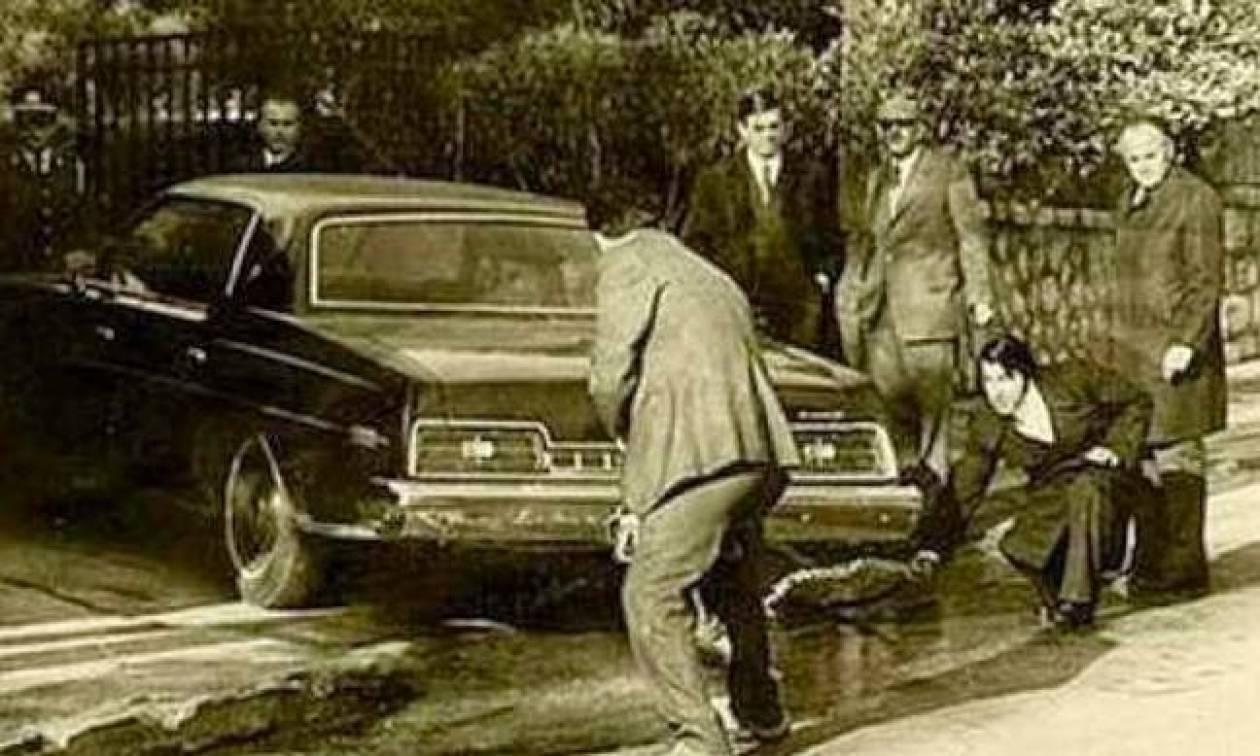 Σαν σήμερα το 1975 αρχίζει τη δράση της η τρομοκρατική οργάνωση «17 Νοέμβρη»